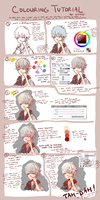 colouring tutorial by eutopi
