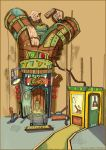 Game object - Deponia by MiekeYperman