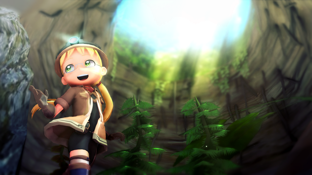 Made in Abyss by MagicalPouchOfMagic
