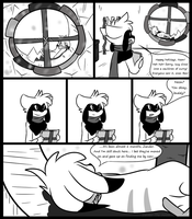Hope In Friends Christmas Homesick Page 1 by Zander-The-Artist