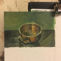 oil study - oil can by lemon5ky
