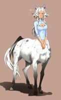 Centaur by Lucky by Nathan123qwe