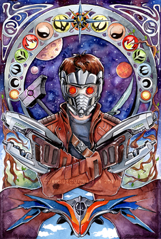 The Starlord by CuriousCucumber