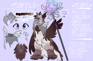 Marble Ref by Ashiirr