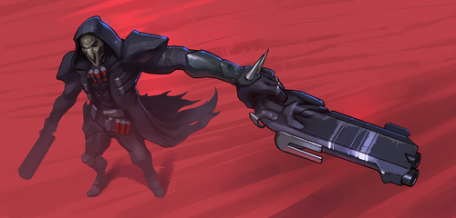 Reaper by C0nstantini