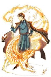 Roy Mustang by Abz-J-Harding