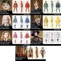 Harry Potter Mystic Force by JasonPictures