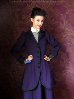 Missy cosplay - Some of us can afford the upgrade by ArwendeLuhtiene