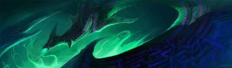 Feathered Serpent by miasus