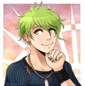 Rantaro by Scarletify