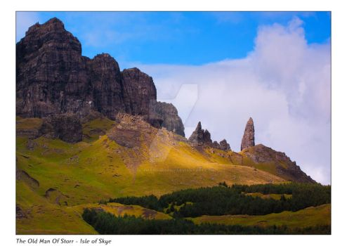 The Old Man of Storr by DL-Photography