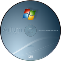 CD Windows Arium v5 by Jagouille