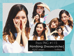 Pack PNG #115 - Handong [Dreamcatcher] |01| by YuriBlack