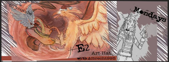 Art Hat E2 banner by SprenklePhotography