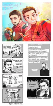 Spider Man: Homecoming -2 by Mushstone