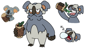 Komala evo thing