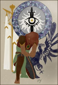 Weight of the World by Feena-c