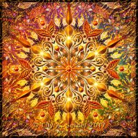 Autumn Mandala by Lilyas