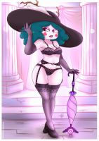 Eclipsa Sexy Lingerie by MasterOhYeah