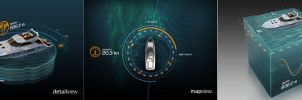 Boat Information Screen 1 by stereolize-design