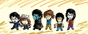 13th crew Part 1 by 13thprotector
