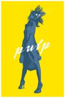 Pulp Girl by hassmework