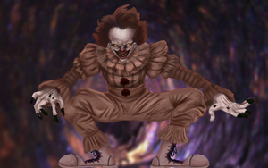 Pennywise by agirlineveryport