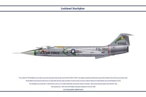 Starfighter USA 435th FIS by WS-Clave