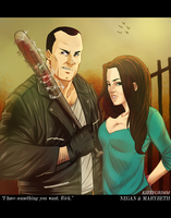 The Mouse (Negan x Marybeth) by KittyGrimm