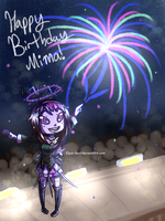 Firework Announcement by Elysa-San