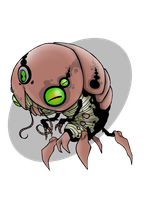 Scuttlebug by MrGreenlight