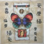 Oriental Butterfly: Finished! by MistressJainali
