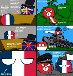 Road to WW2 English version. by ArsOla