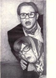League of Gentlemen by lordp0rnstar