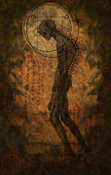 The wanderer by MisterCadaver