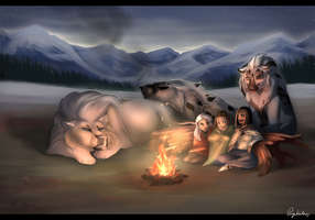 RoF- Campfire Stories by Chipo-H0P3
