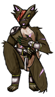 SR:MT Pito Fighter by AxisofDestruction