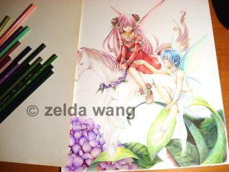 WIP: Life with Flowers by zeldacw