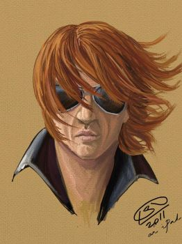 iPad sketch: Reinhard 3 by Windfreak