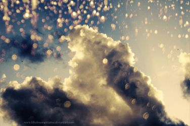 Glittering skies by FabulousSagittarius