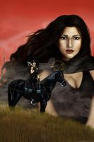 Western Watch Cover by LadyMerrethsAuthor