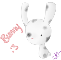 Bunny Doodle by ldybg95
