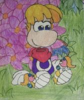 Little Rayman by GreenySolitare