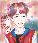 Happy Hobi Day! by Jen-senpai
