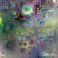 Crystalline Squares 3 by RichardMaier