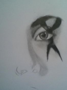 Frank Iero (partial) by MCRmy-Soldier14