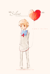 Silent Confession _COVER by honeypotato