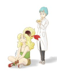 Launch and Bulma - REQUEST by ZDantroy