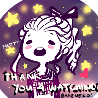 Thank You for watching by Maqaroon-Neko-Adopts