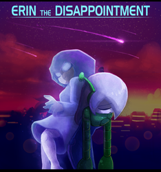 Erin the Disappointment - Cover Art by Pedrovin